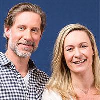 Gregor und Verena Sztatecsny